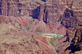 Grand canyon-vista — Stockfoto