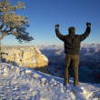 Grand Canyon Winter Wonder — Stock Photo #21080121