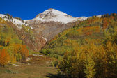 Rocky Mountains in Fall — Stock Photo