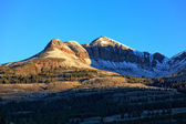 Colorado Rockies in Fall — Stock Photo
