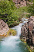 Scenic Waterfall — Stock Photo
