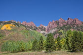 Rocky Mountain Fall Landscape — Stockfoto
