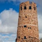 Desert View Watchtower Grand Canyon — Stock Photo #51528361