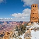 Desert View Watchtower Grand Canyon — Stock Photo #51528461