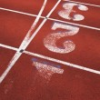 Running Track — Stock Photo #13799754