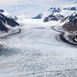 Salmon Glacier — Stock Photo