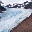 Stock Photo: Bear Glacier