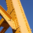 Yellow Girder — Stock Photo #22027725