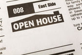 Classified Ad Open House — Photo