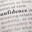 Confidence — Stock Photo #26511521