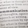 Communication — Stock Photo #26511779
