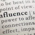 Influence — Stock Photo #26512175
