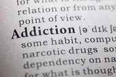 Addiction — Stock Photo