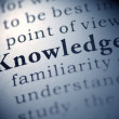 Knowledge — Stock Photo #27409683