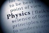 Physics — Stock Photo