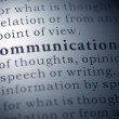 Communication — Stock Photo #32556195