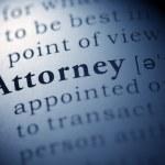 Attorney — Stock Photo #32558527
