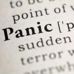 Panic — Stock Photo #32559115