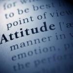 Attitude — Stock Photo