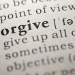 Forgive — Stock Photo #33204721