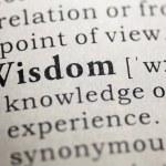 Wisdom — Stock Photo #33204977