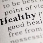 Healthy — Stock Photo #33207463