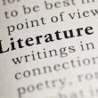 Stock Photo: Literature