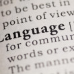 Language — Stock Photo #33207985