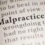 Malpractice — Stock Photo #33208569