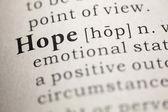 Hope — Stockfoto