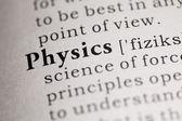 Fyzika — Stock fotografie