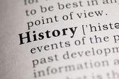 History — 图库照片