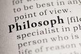 Philosoph — Stok fotoğraf