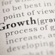 Growth — Stock Photo #33252749