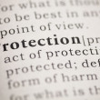 Protection — Stockfoto