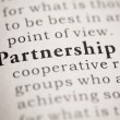 Partnership — Stock Photo