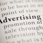 Постер, плакат: Advertising