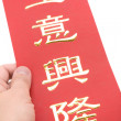 Stock Photo: Chinese New Year Banner