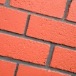 Red brick wall texture — Stock Photo #33936743