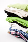Clean clothing — Stockfoto