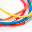 Color rubber band — Stock Photo #34498507