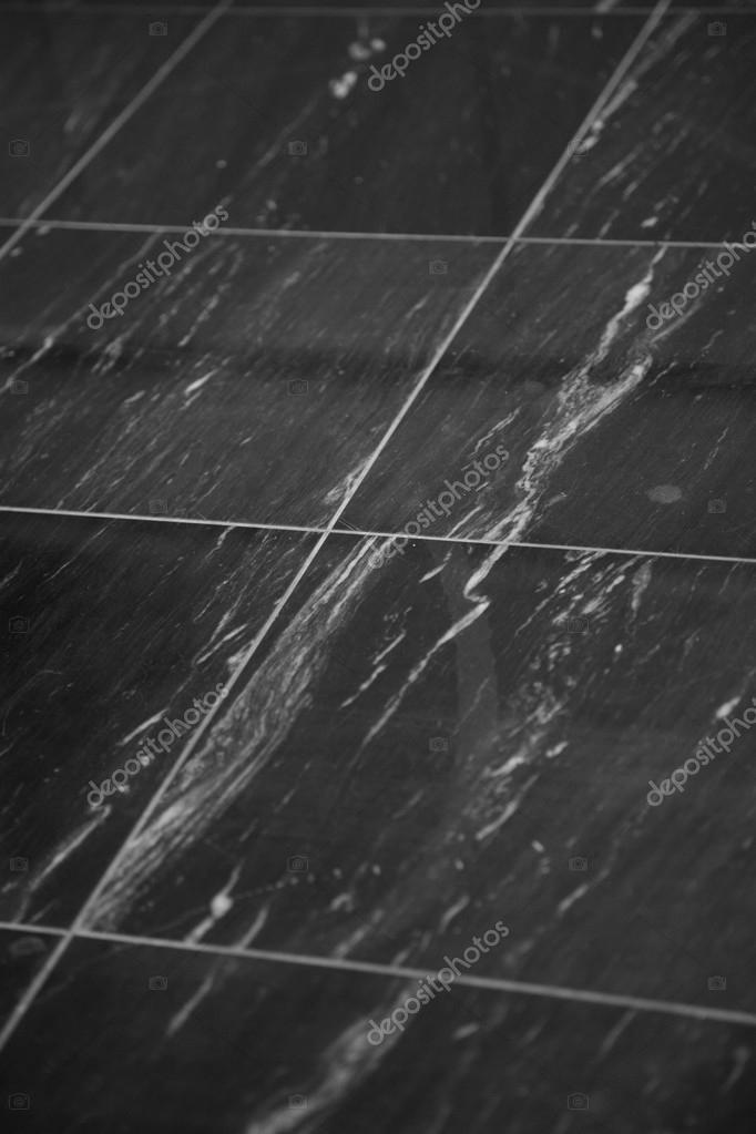 Piso de m rmol negro foto de stock devon 34498461 for Piso de marmol negro