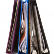 File folder — Stock Photo