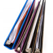 File folder — Stock Photo #34999181