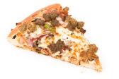 Ost pizza — Stockfoto