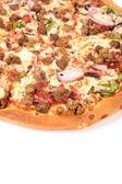 Cheese Pizza — Stock Photo