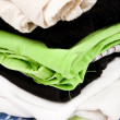 Clean clothing — Stock Photo