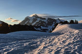 Mount Shuksan — Stock Photo