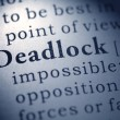 Deadlock — Stock Photo #38534869