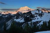 Mt Baker sunrise — Stock Photo